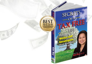 Secrets of a Tax Free Life featuring Kim Bey